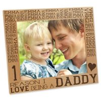 Reasons Why for Him 8-Inch x 10-Inch Picture Frame