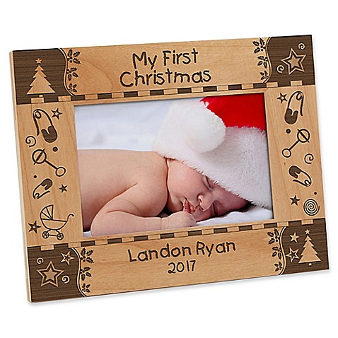 My First Christmas\