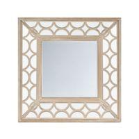 Madison Park Avalon Scallop Mirror