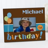Birthday Time!4-Inch x 6-Inch Picture Frame