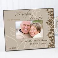 The Anniversary Couple 4-Inch x 6-Inch Picture Frame