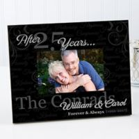 Forever & Always Anniversary 4-Inch x 6-Inch Picture Frame