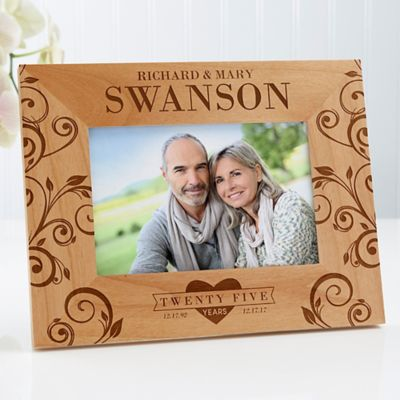 Buy Anniversary Picture Frames from Bed Bath & Beyond