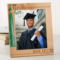 Graduation Tassel 8-Inch x 10-Inch Display Picture Frame