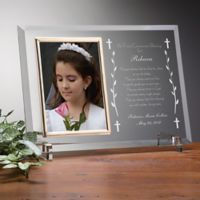 Communion Blessing Picture Frame