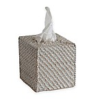 Biscayne Rattan Boutique Tissue Box Cover