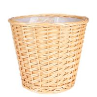 Household Essentials® Medium Willow Wicker Wastebasket