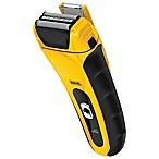 Wahl® LifeProof Electric Shaver in Yellow/Black