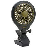 O2COOL® 5-Inch Portable Clip Fan in Black