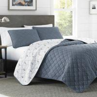 Eddie Bauer® Freestone King Reversible Quilt Set