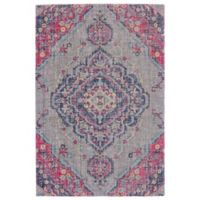 Feizy Tosca Medallion 5-Foot x 8-Foot Area Rug in Taupe/Multi