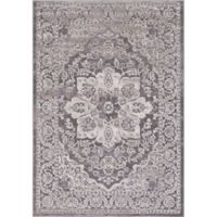 Thema Serapi 3-Foot 3-Inch x 4-Foot 7-Inch Accent Rug in Beige