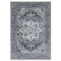 Thema Serapi 5-Foot 3-Inch x 7-Foot 3-Inch Area Rug in Teal