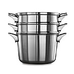 Calphalon® Premier™ Space Saving Stainless Steel 8 qt. Multi-Pot
