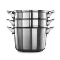 Calphalon® Premier™ Space Saving Stainless Steel 8 qt. Multi-Pot
