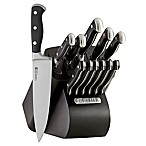 Sabatier® Edgekeeper™ Pro 12-Piece Knife Block Set