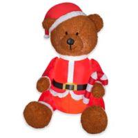 National Tree Company® Airblown® Inflatable Teddy Bear