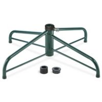 National Tree Company 32-Inch Wide Folding Tree Stand in Green