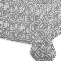 Noritake® Batik 60-Inch x 102-Inch Oblong Tablecloth in Slate