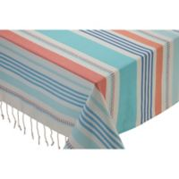 Design Imports Atlantis Stripe Fouta Towel