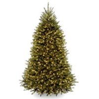 National Tree Company 6-Foot Pre-Lit Dunhill Fir Artificial Christmas Tree