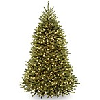 National Tree Company 6-1/2-Foot Pre-Lit PowerConnect Dunhill Fir Artificial Christmas Tree
