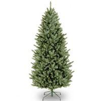 National Tree Company 9-Foot Feel Real Fraser Slim Fir Artificial Christmas Tree