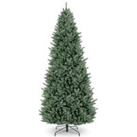 national tree company 12 foot feel real fraser slim fir artificial christmas tree