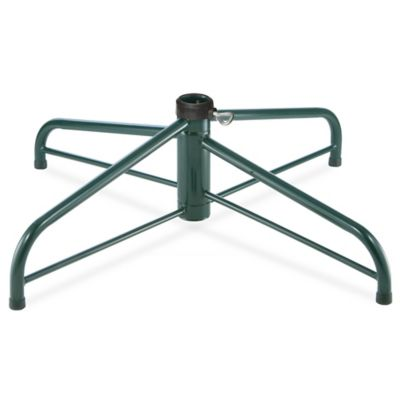 national tree company 32 inch folding tree stand in green - Christmas Tree Stands