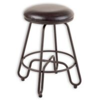 Fashion Bed Group Denver 26-Inch Counter Stool in Umber/Brown