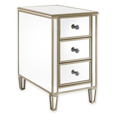 Buy Gold Mirrored Furniture Bed Bath Beyond