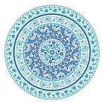 Round Summer Beach Towel