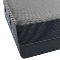 Beautyrest® Silver™ Hybrid Newport Harbor Luxury Firm Low Profile Full Mattress Set