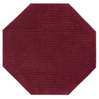 Mohawk Home Vista 4-Foot Octagon Area Rug in Cabernet