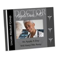 Doctor 4-Inch x 6-Inch Picture Frame