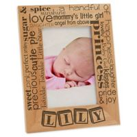 Our Pride and Joy 4-Inch x 6-Inch Vertical Picture Frame