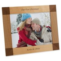 Create Your Own Holiday 8-Inch x 10-Inch Picture Frame