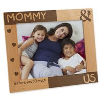 You & Me 8-Inch x 10-Inch Picture Frame