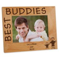 Best Buddies 5-Inch x 7-Inch Picture Frame