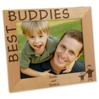 Best Buddies 8-Inch x 10-Inch Picture Frame