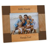 Create Your Own 5-Inch x 7-Inch Picture Frame