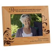 """Retirement Is..."" 5-Inch x 7-Inch Picture Frame"