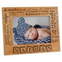 Our Pride and Joy 5-Inch x 7-Inch Horizontal Picture Frame