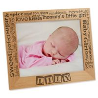 Our Pride and Joy 8-Inch x 10-Inch Horizontal Picture Frame