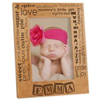 Our Pride and Joy 5-Inch x 7-Inch Vertical Picture Frame