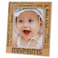 Our Pride and Joy 8-Inch x 10-Inch Vertical Picture Frame
