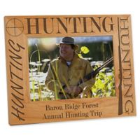 Big Hunter 5-Inch x 7-Inch Picture Frame