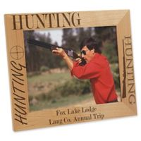 Big Hunter 8-Inch x 10-Inch Picture Frame