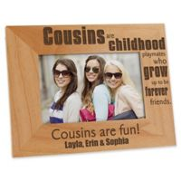 Special Cousin's 4-Inch x 6-Inch Picture Frame