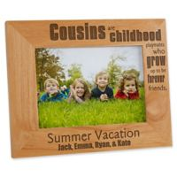 Special Cousin's 5-Inch x 7-Inch Picture Frame